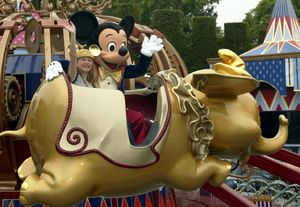 Angry Disney World Ranter Says