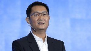 Tencent chief 'richer than
