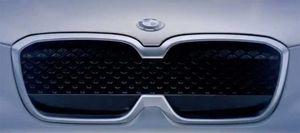 BMW iX3 all-electric SUV