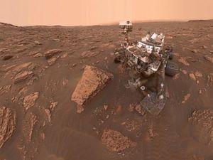 Mars rover still silent as red