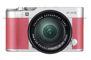Fujifilm X-A3: Selfie-focused