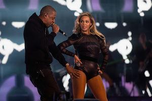 Beyoncé and Jay Z drop