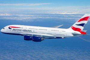 British Airways E-Ticketing