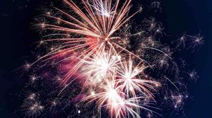 Study warns fireworks can