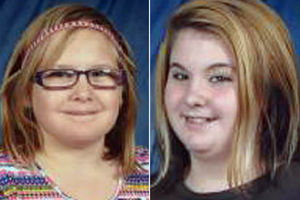 Two Girls Go Missing After