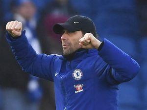 Conte: Chelsea's winning