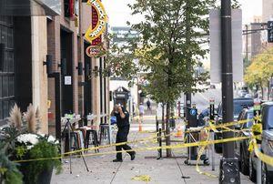 'Horrific' shooting at St.