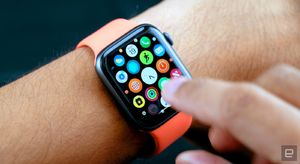 Apple's bigger, better Watch