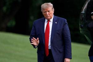 Trump takes payroll tax cut