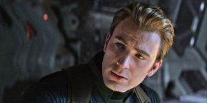 Is Chris Evans' Captain