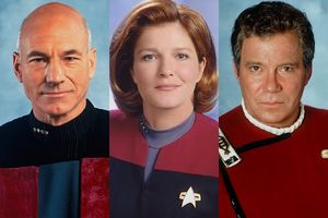 Captains Picard and Kirk Could