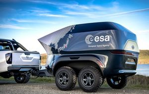 ESA and Nissan team to build