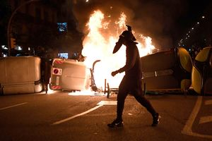 Violent protests continue in
