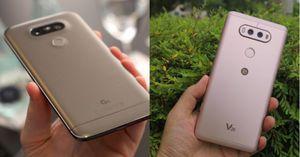 LG G5 did no wonders for Q3