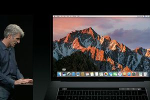 With the Touch Bar, Apple has