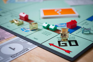 A new version of Monopoly