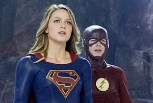 'The Flash' and 'Supergirl'