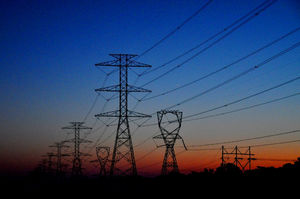 Ukrainian Power Outage Linked