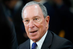 Mike Bloomberg will donate $1M