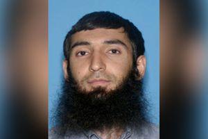 Suspect in NYC terror attack