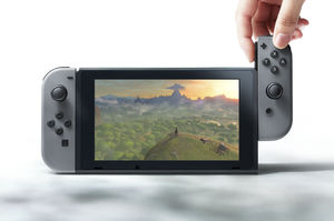 The Nintendo Switch reportedly