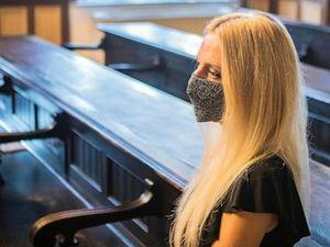 Slovenian woman cut off her