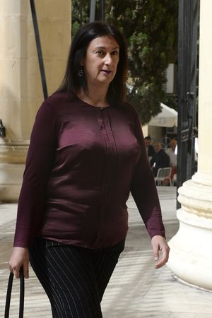 A Maltese Journalist Who