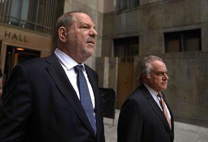 Judge rules Harvey Weinstein