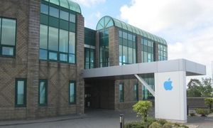 Apple makes first payment of