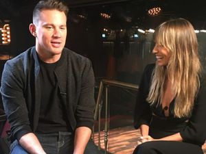 Channing Tatum Says Daughter