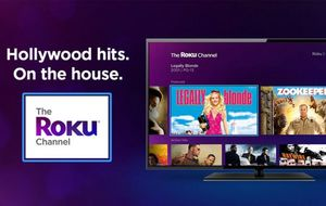 Roku Channel with free movies
