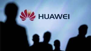 Huawei executive arrested in