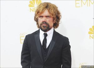 Peter Dinklage's New Red Hair