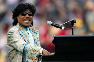 Little Richard Officiated