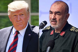 Iranian official taunts Trump
