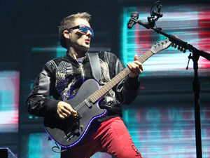 Muse upstaged on Osheaga Day 2