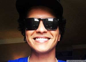 Bruno Mars Sparks Twitter