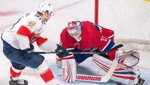 Niemi has 52 saves, Canadiens