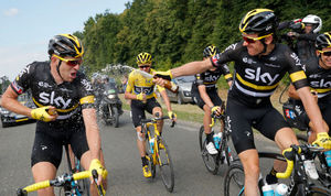 How Chris Froome Dominated The