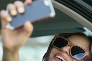 Selfie fail: Texas college