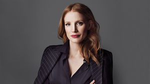 Jessica Chastain on Harvey