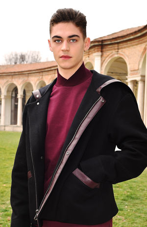 Five Minutes With Hero Fiennes