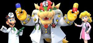 Dr. Mario World, Nintendo's