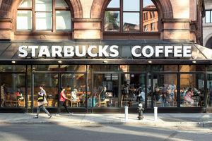 Starbucks' new open-door