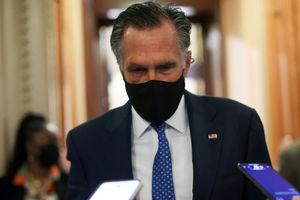 Mitt Romney knocked