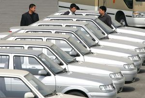 China's Slowing Car Sales Show
