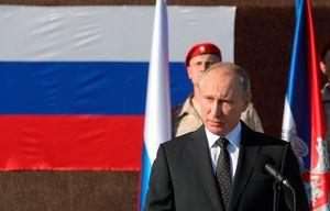 Russia's Putin orders