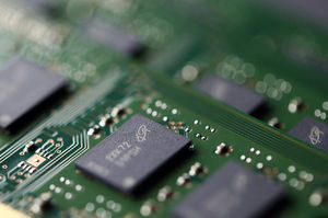 Micron, Up 170%, Could Move