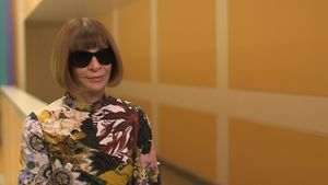 Vogue's Anna Wintour on the