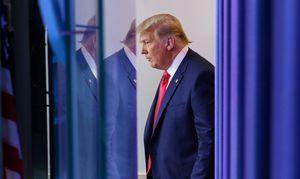 Why Trump's last gasp effort